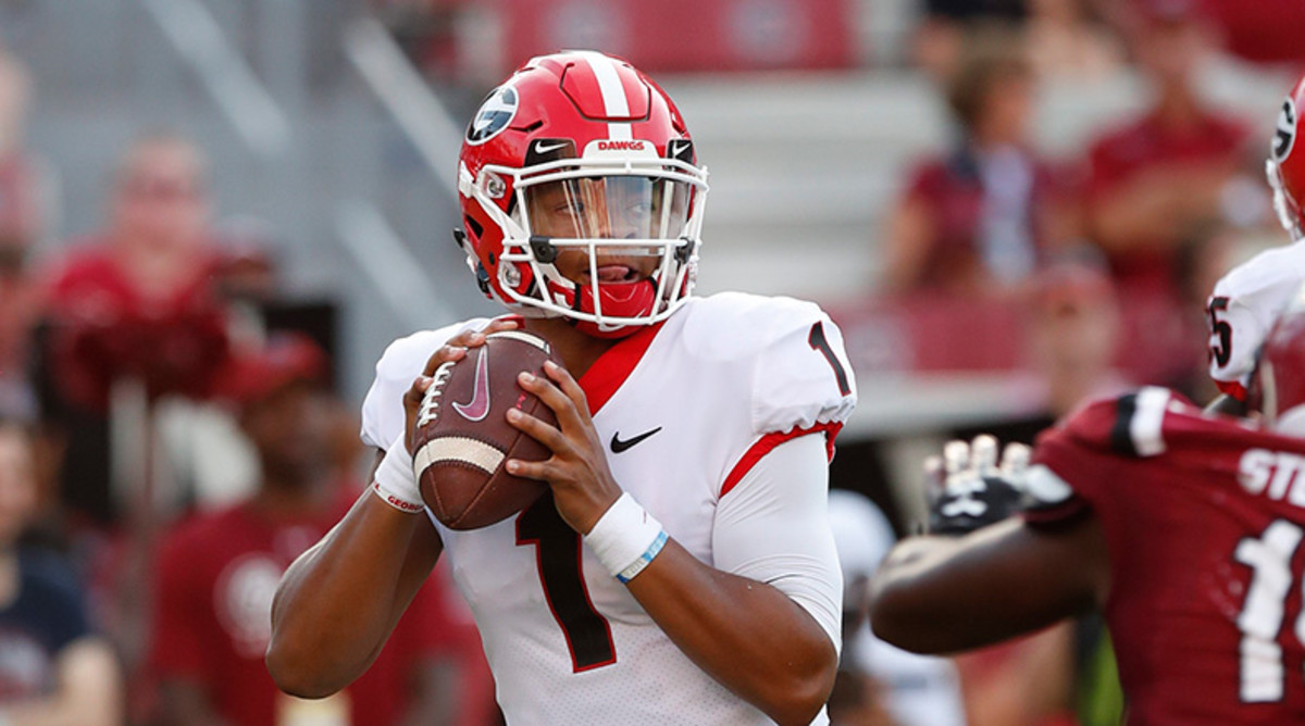 College Football Podcast: Justin Fields