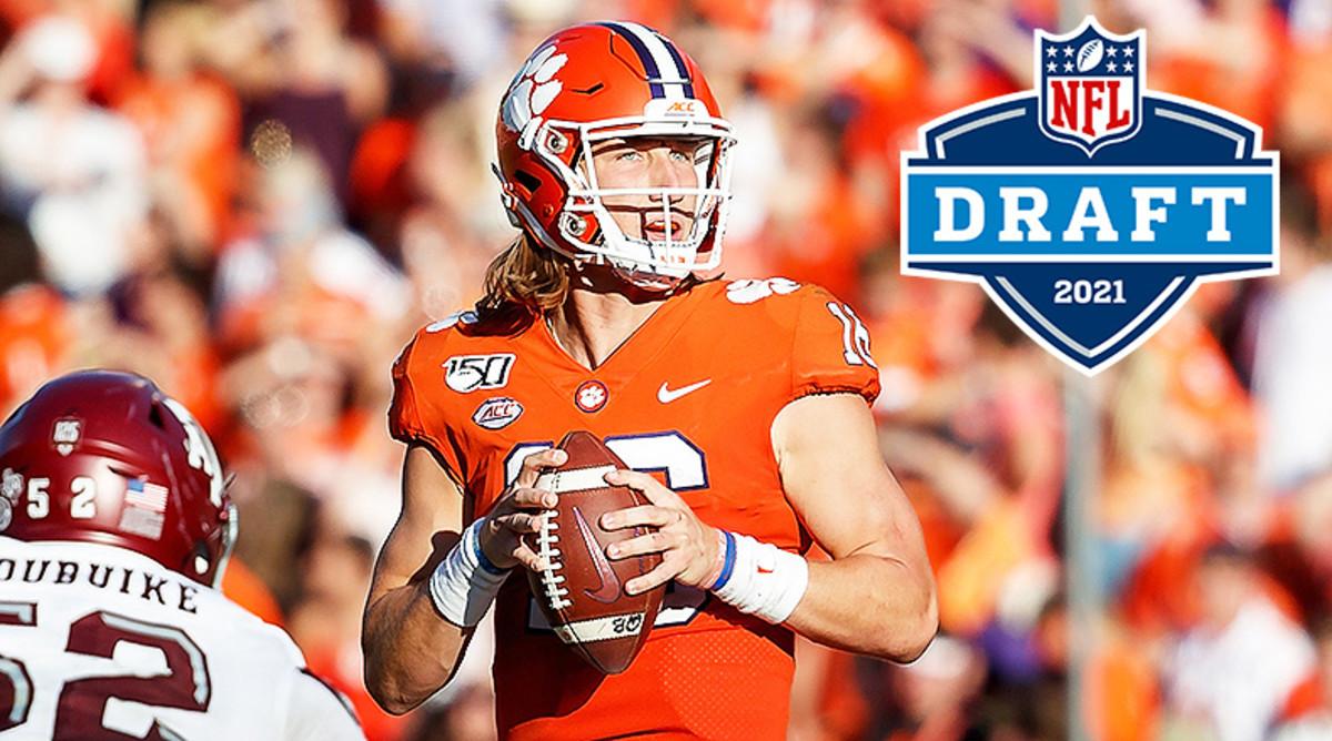 2021 NFL Draft Profile: Trevor Lawrence
