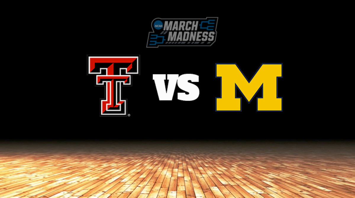 Texas Tech Red Raiders vs. Michigan Wolverines Prediction: NCAA Tournament Sweet 16 Preview