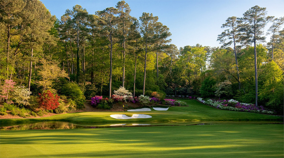 Masters Tournament Fantasy Picks for FanDuel's Simulated Contest