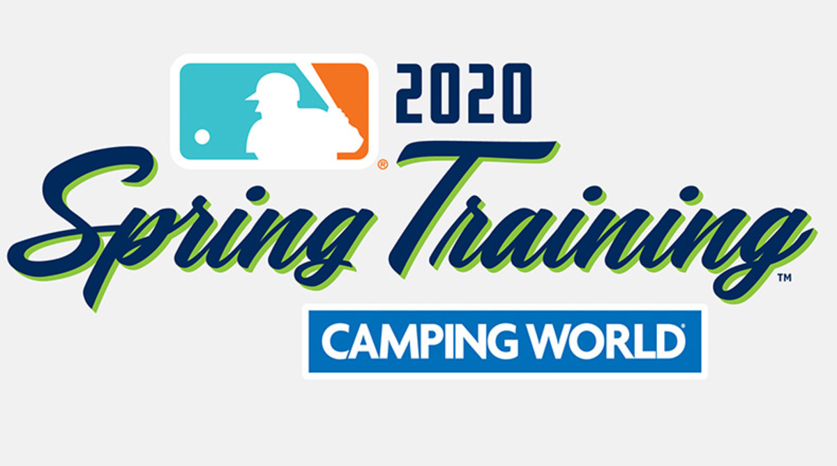 MLB 2020 Spring Training Reporting Dates and Locations