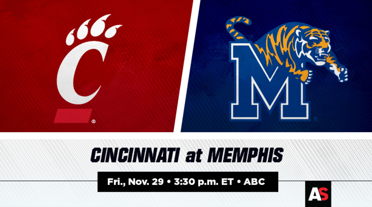 Cincinnati vs. Memphis Football Prediction and Preview
