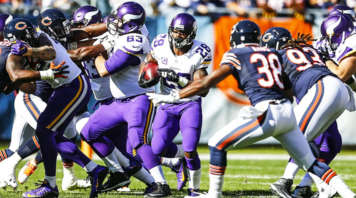 Chicago Bears vs. Minnesota Vikings: 5 Most Memorable Moments in the Rivalry