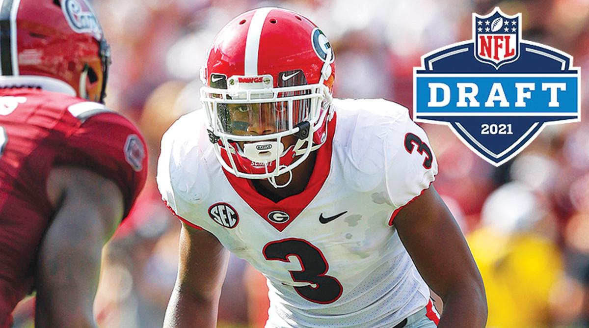 2021 NFL Draft Profile: Tyson Campbell
