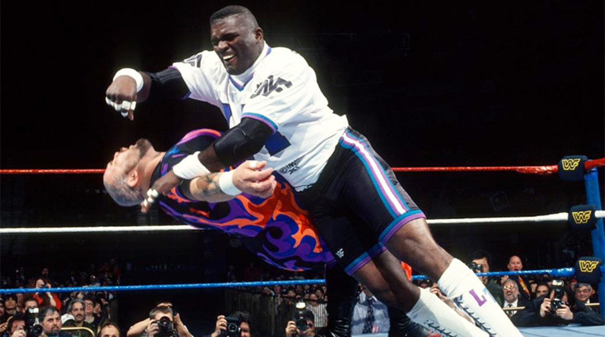 A Brief History of Pro Athletes Participating in Wrestlemania