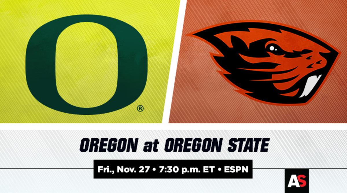 Oregon vs. Oregon State Football Prediction and Preview