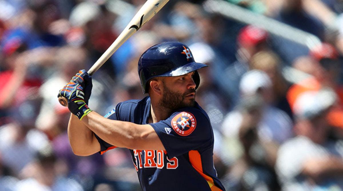 Houston Astros: Jose Altuve