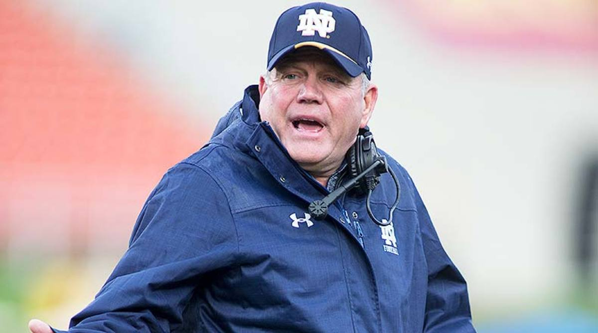 Notre Dame Football: Why the Proposed 12-Team Playoff is Bad for the Fighting Irish