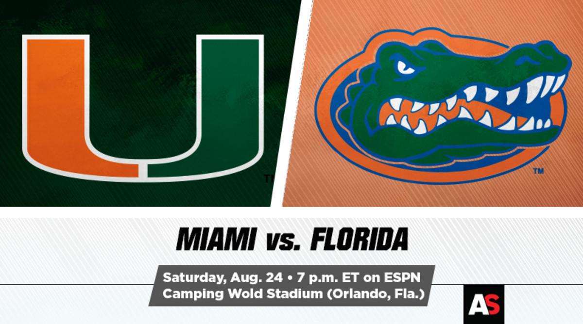 Florida Gators vs. Miami Hurricanes Prediction