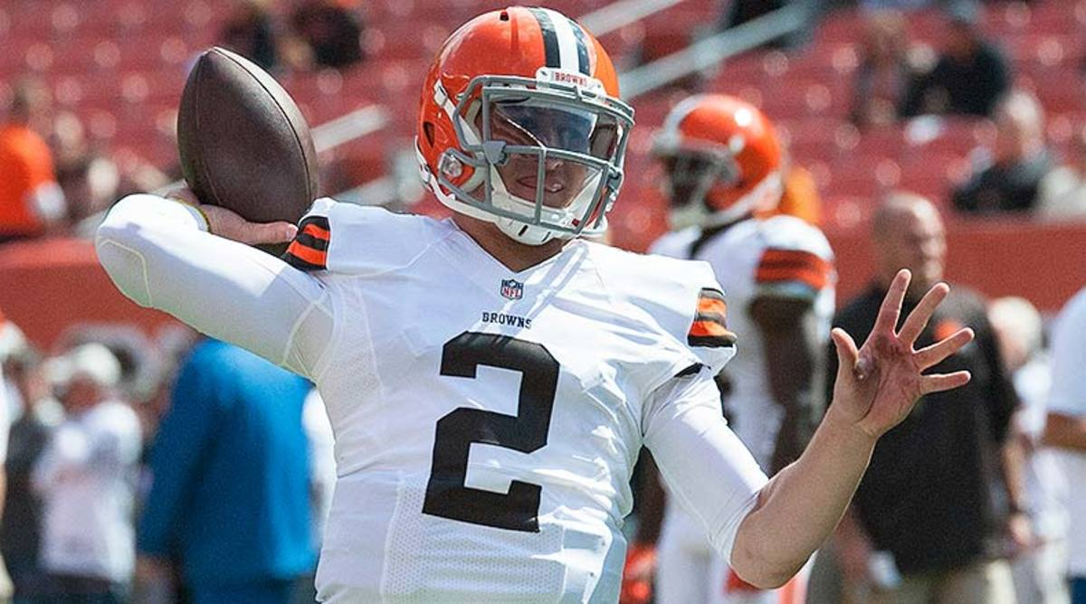 Johnny Manziel: 4 Reasons Why the AAF's Memphis Express Are Taking a Chance
