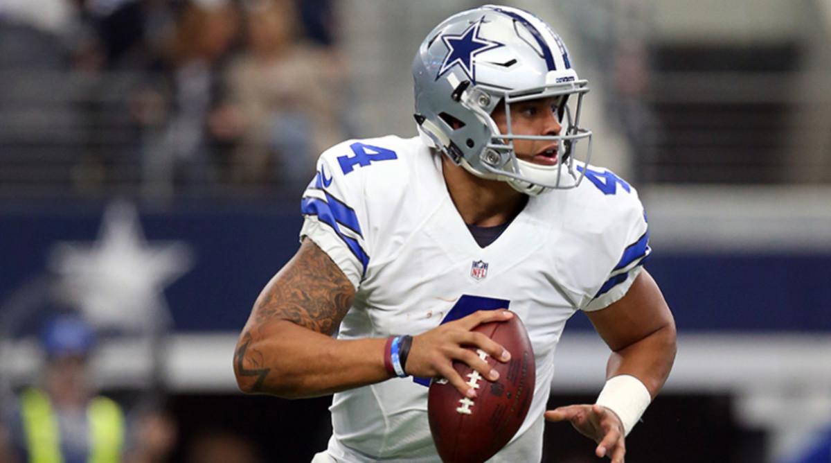 Dak Prescott: Previewing the Dallas Cowboys' Offense 2019