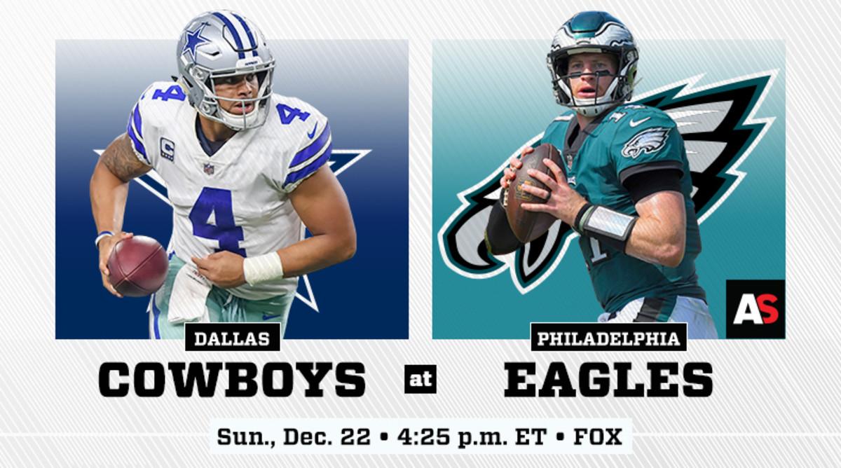 Dallas Cowboys vs. Philadelphia Eagles Prediction and Preview