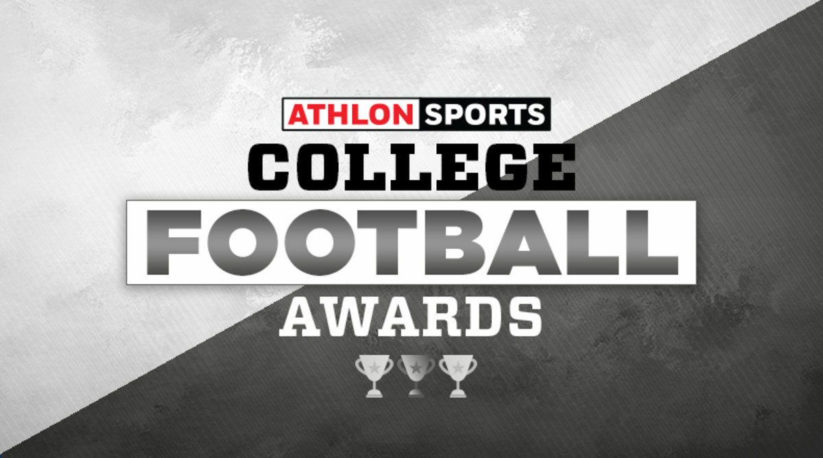 Athlon: College Football Week 9 Awards