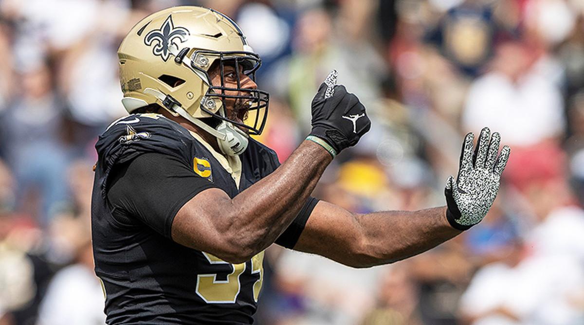 Defense/Special Teams Rankings Week 10: Cameron Jordan/New Orleans Saints