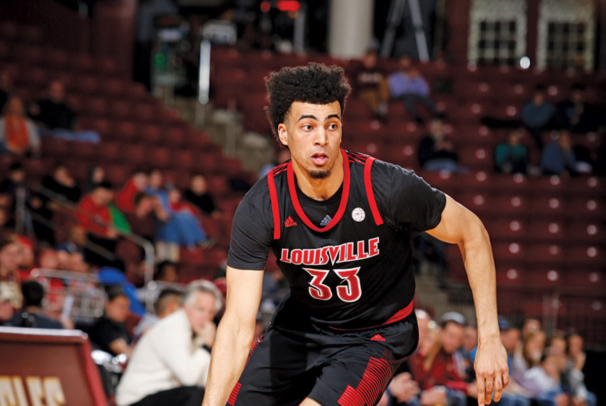 Louisville Basketball: Jordan Nwora