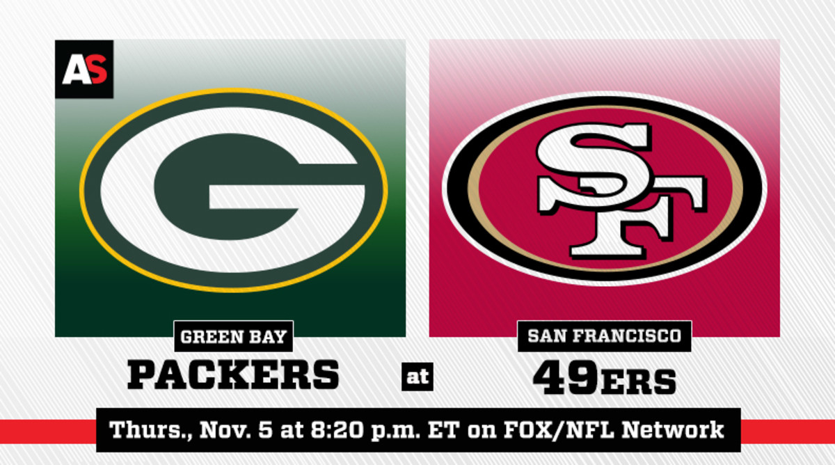 Thursday Night Football: Green Bay Packers vs. San Francisco 49ers Prediction and Preview