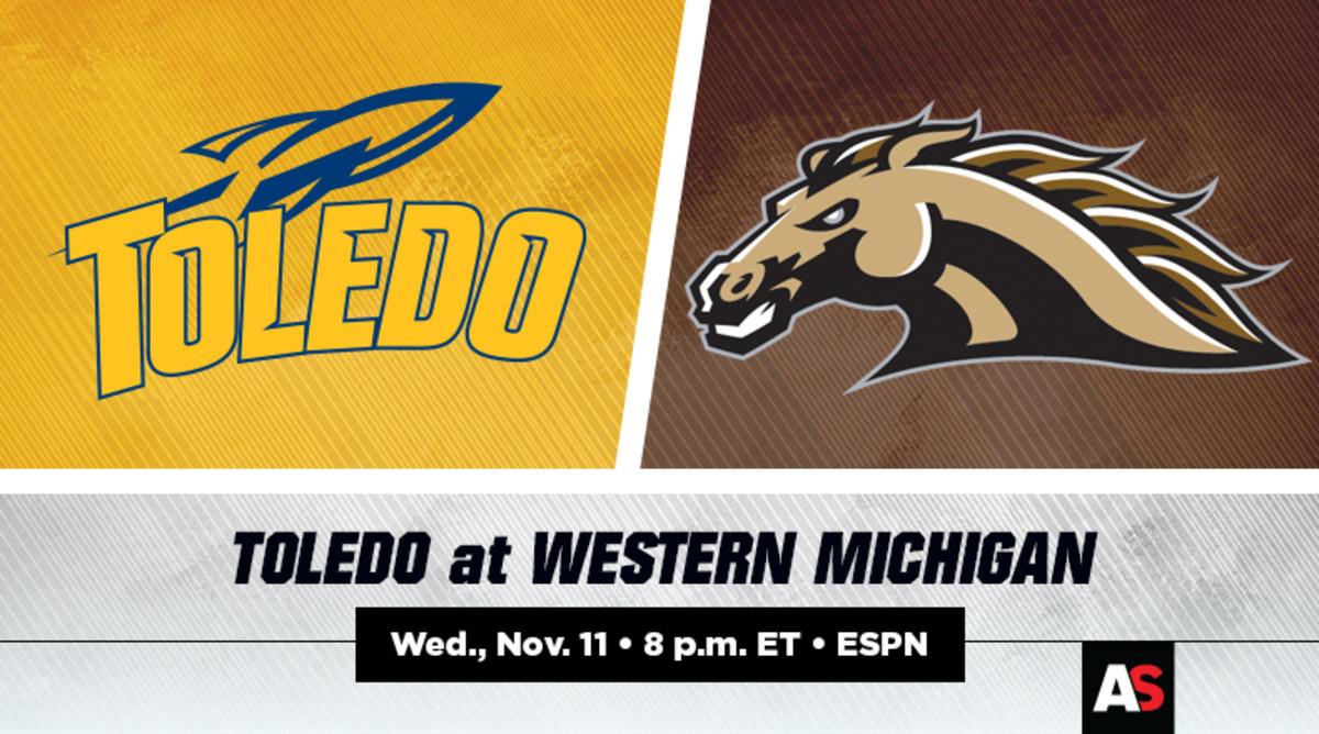 Toledo vs. Western Michigan (WMU) Football Prediction and Preview