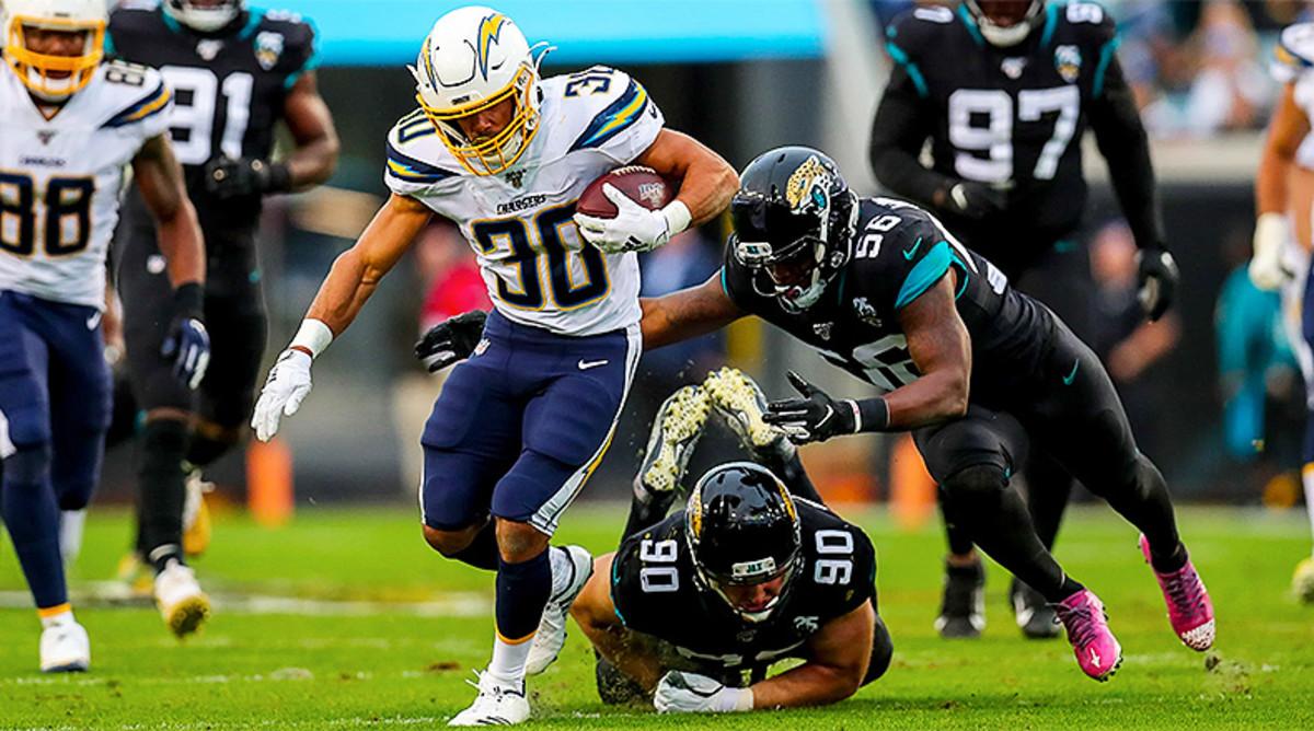 Defense/Special Teams Rankings Week 16: Jacksonville Jaguars