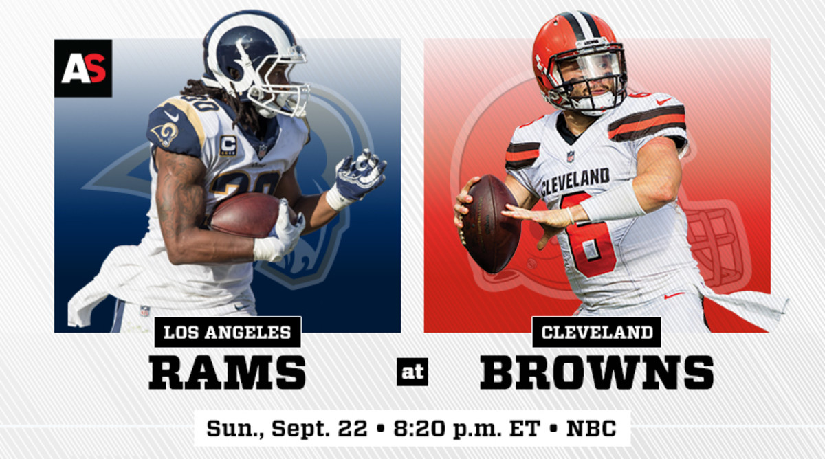 Sunday Night Football: Los Angeles Rams vs. Cleveland Browns Prediction and Preview