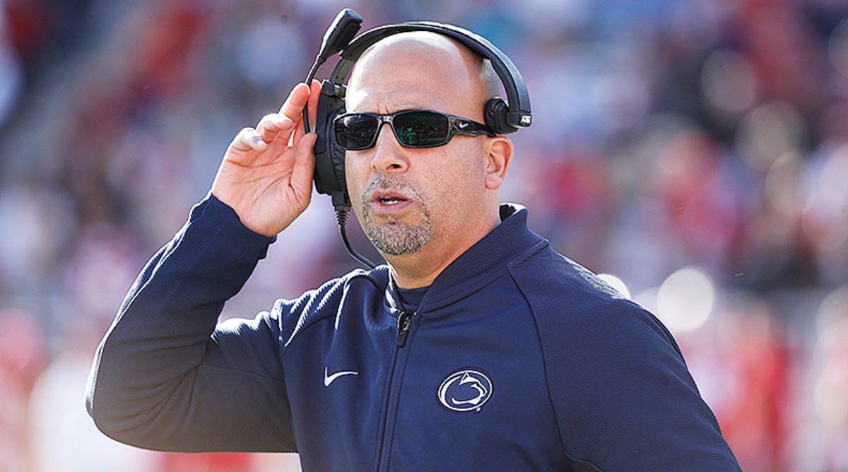 James Franklin, Penn State Nittany Lions Football