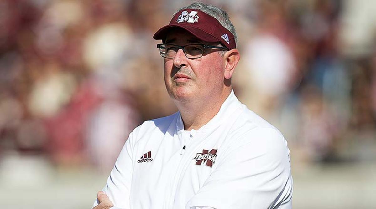 Joe Moorhead, Mississippi State Bulldogs Football
