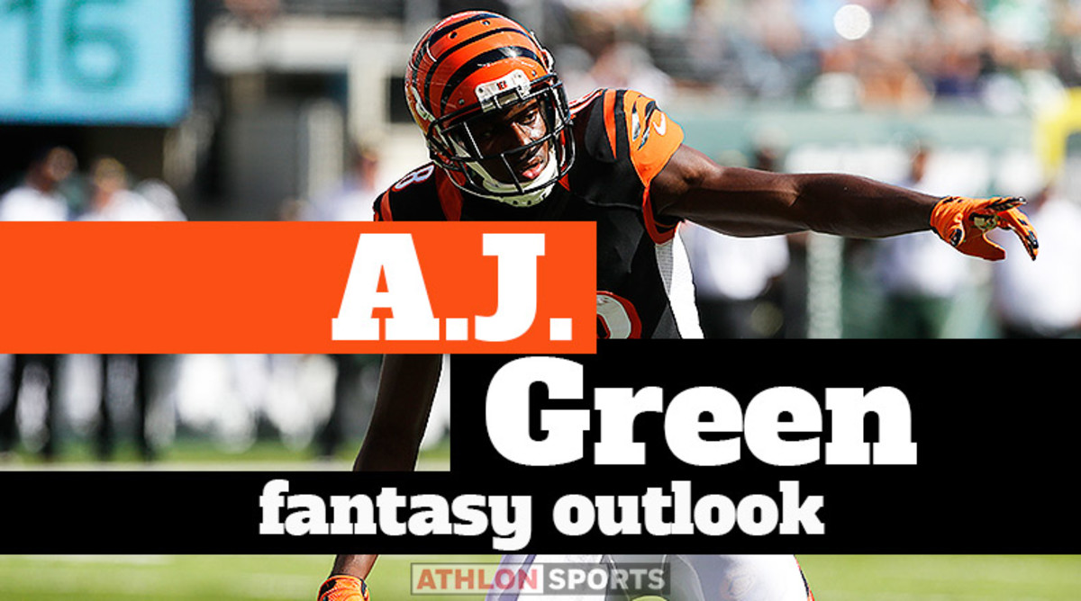 A.J. Green: Fantasy Outlook 2020