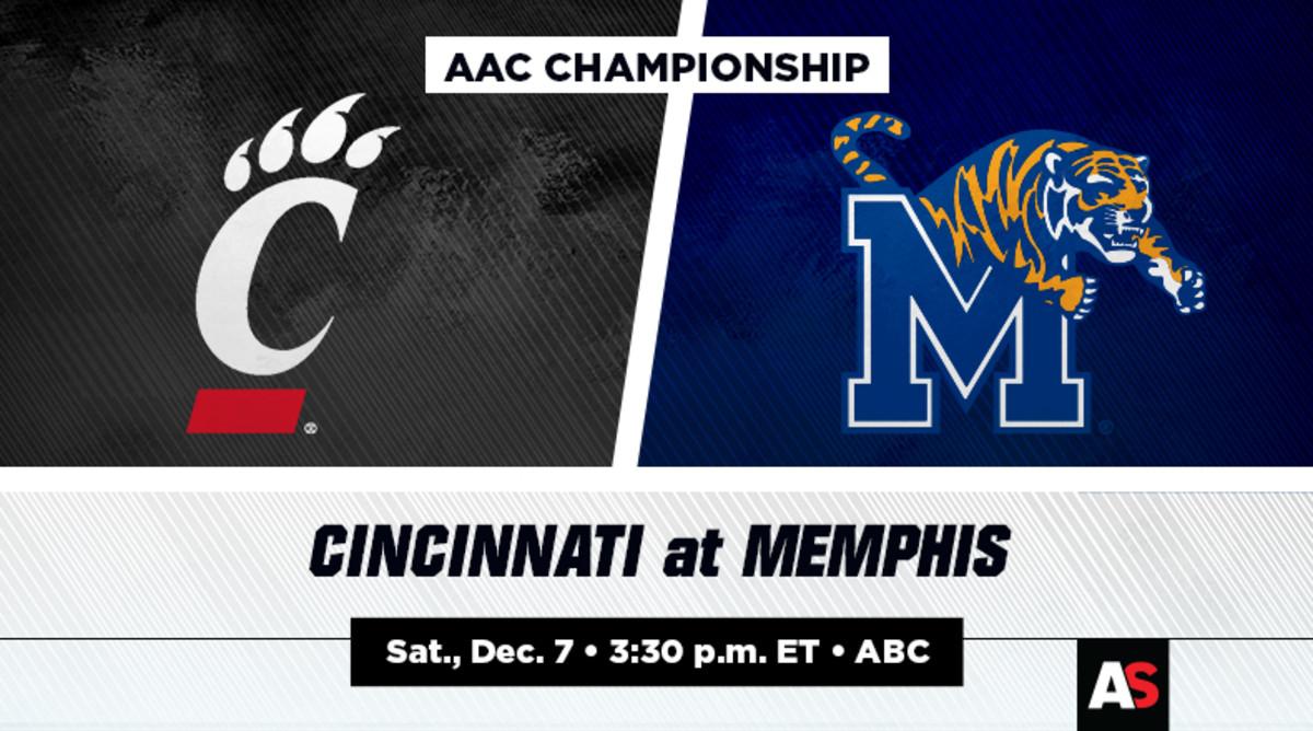 AAC Championship Prediction and Preview: Cincinnati vs. Memphis
