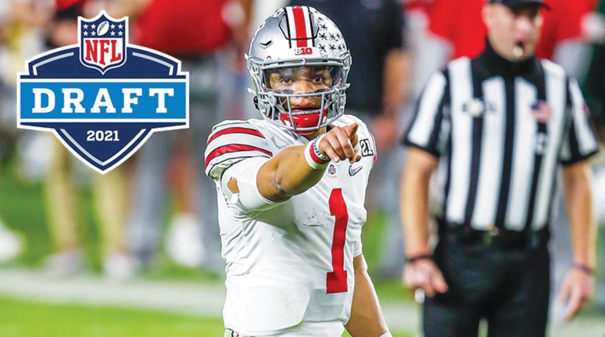 2021 NFL Draft Profile: Justin Fields