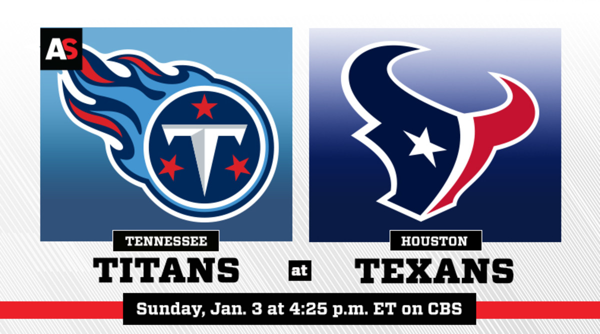 Tennessee Titans vs. Houston Texans Prediction and Preview