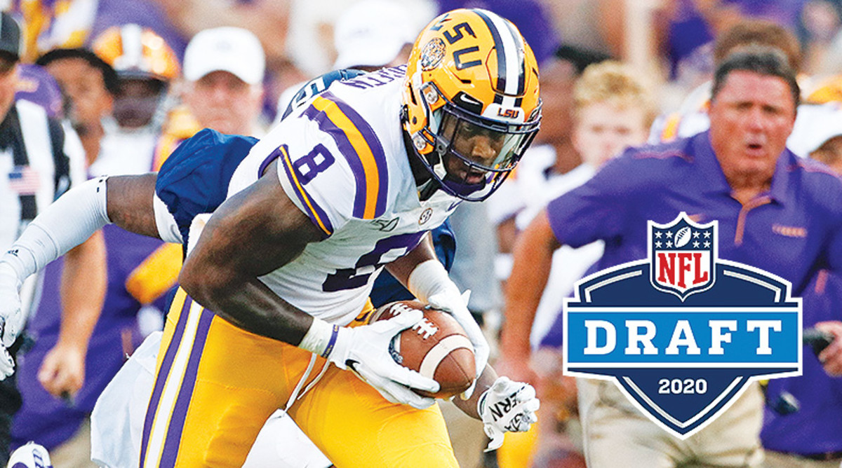 2020 NFL Draft Profile: Patrick Queen