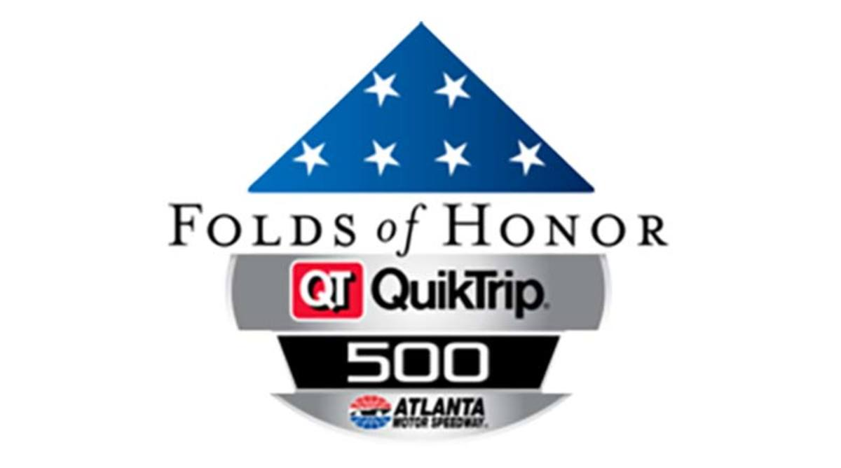 Folds of Honor QuikTrip 500 (Atlanta) NASCAR Preview and Fantasy Predictions