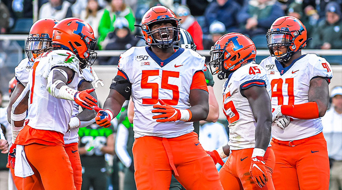 Illinois Football: Pros and Cons of the Fighting Illini's Modified 2020 Schedule