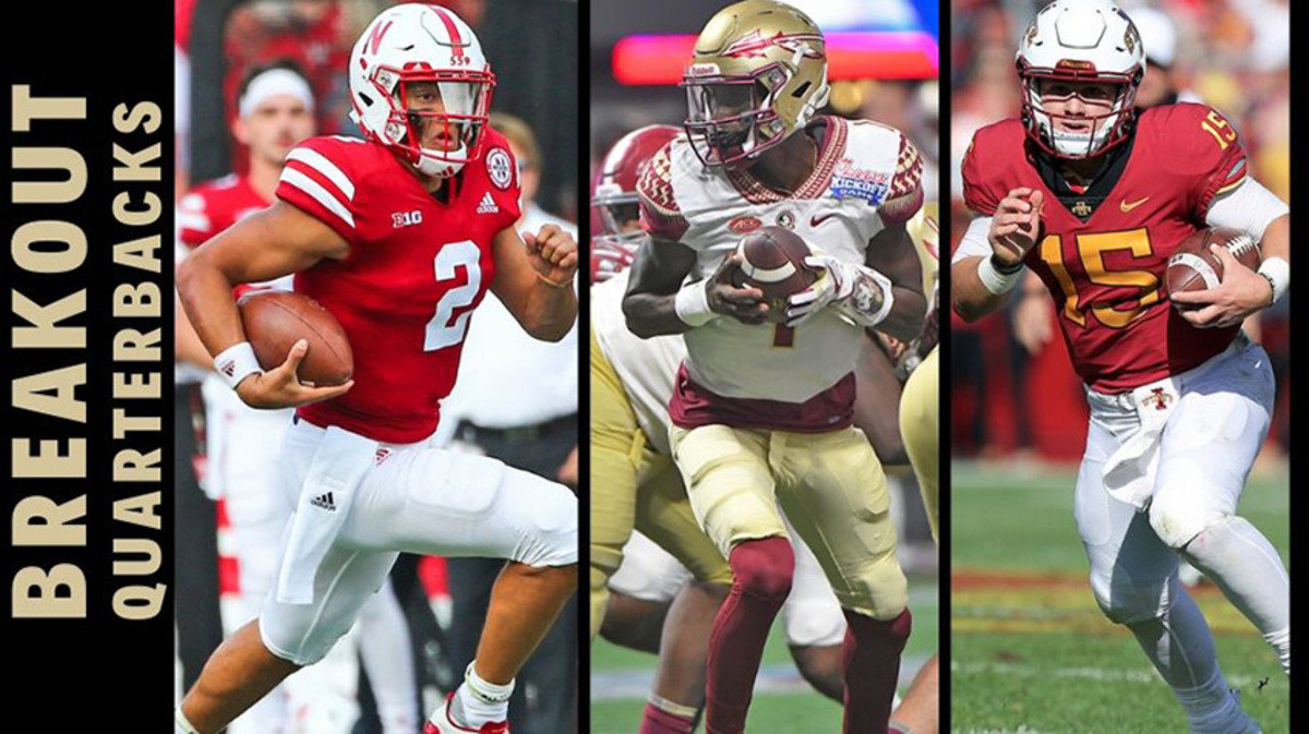 College Football's Top 25 Breakout Quarterbacks for 2019
