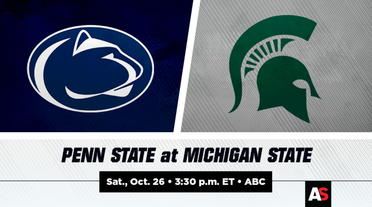 Penn State vs. Michigan State Football Prediction and Preview