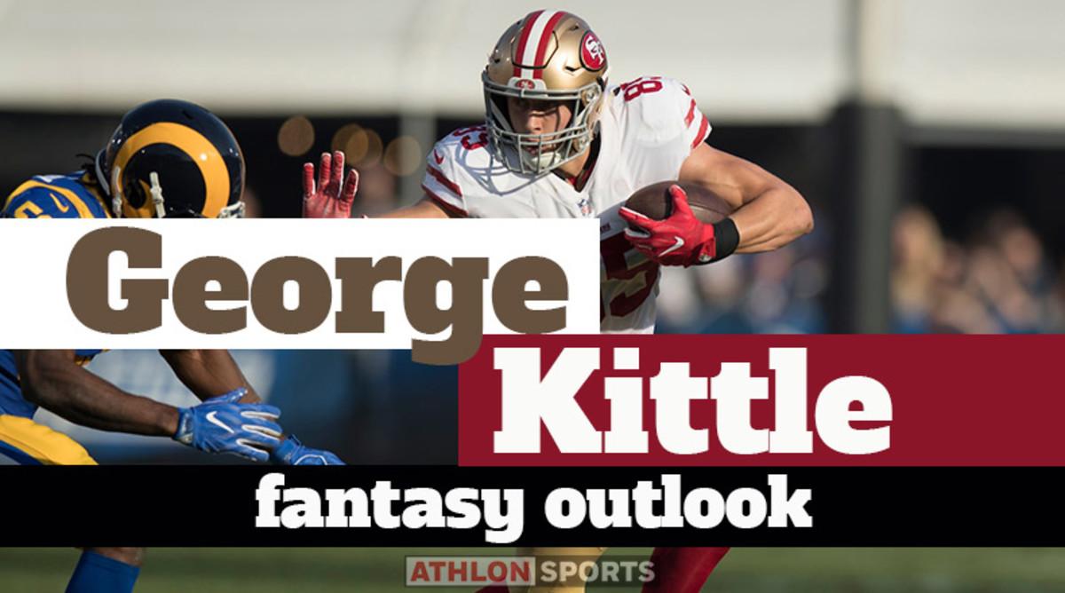 George Kittle: Fantasy Outlook 2019