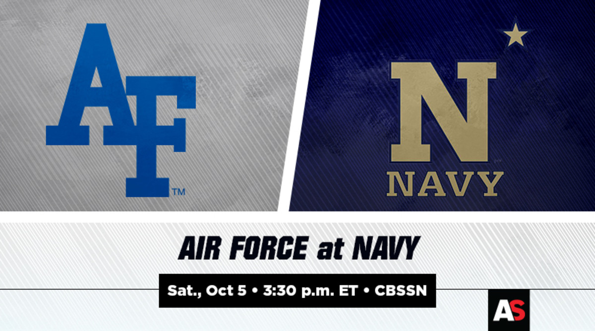 Air Force vs. Navy Football Prediction and Preview