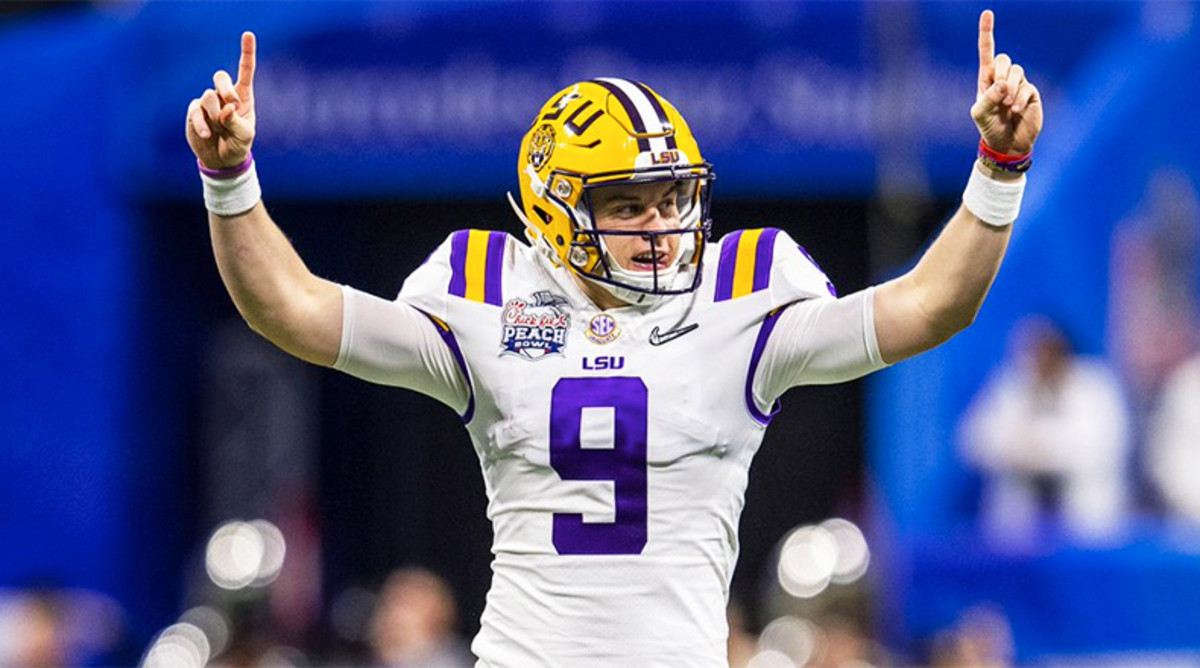 Seven-Step Drop: Clemson and LSU Set Up a National Title Game Worthy of College Football's 150th Anniversary