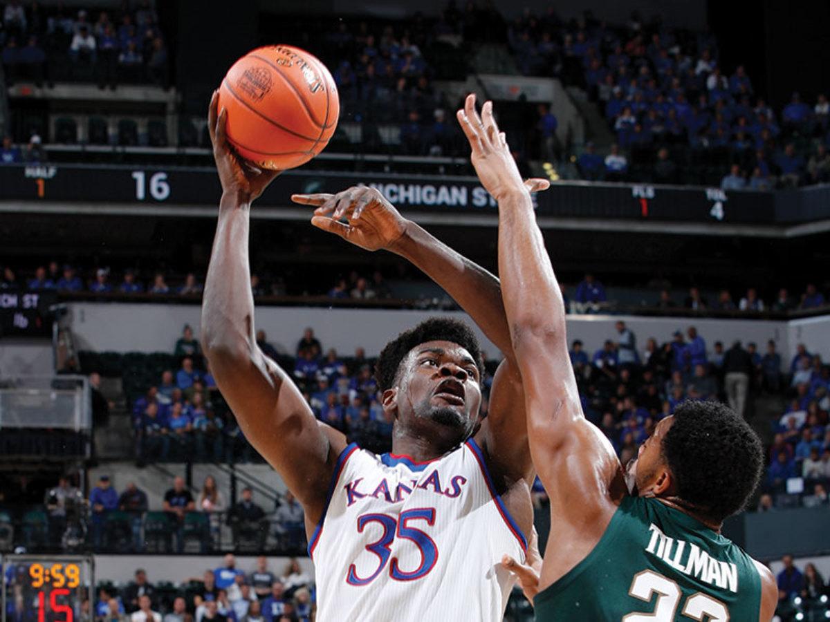 Kansas Jayhawks Basketball: Udoka Azubuike