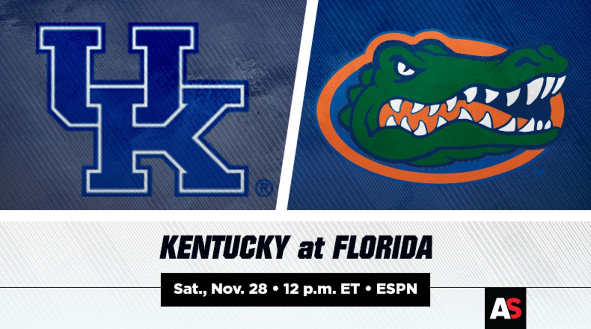Kentucky (UK) vs. Florida Football Prediction and Preview