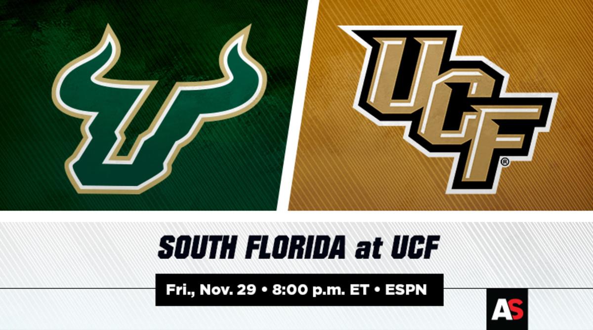 South Florida vs. UCF Football Prediction and Preview