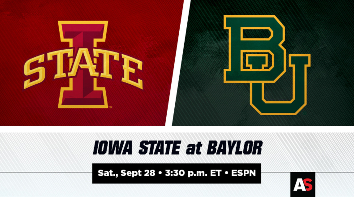 Iowa State vs. Baylor Football Prediction and Preview