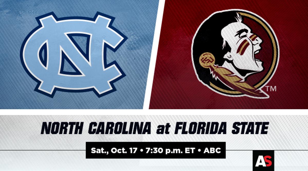 North Carolina (UNC) vs. Florida State (FSU) Football Prediction and Preview