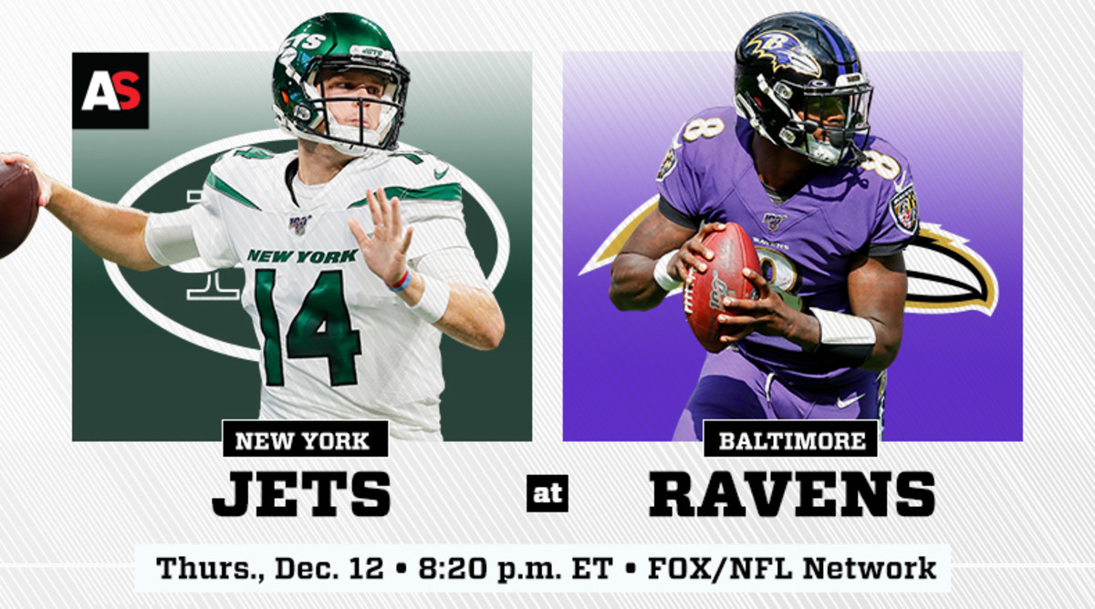 Thursday Night Football: New York Jets vs. Baltimore Ravens Prediction and Preview