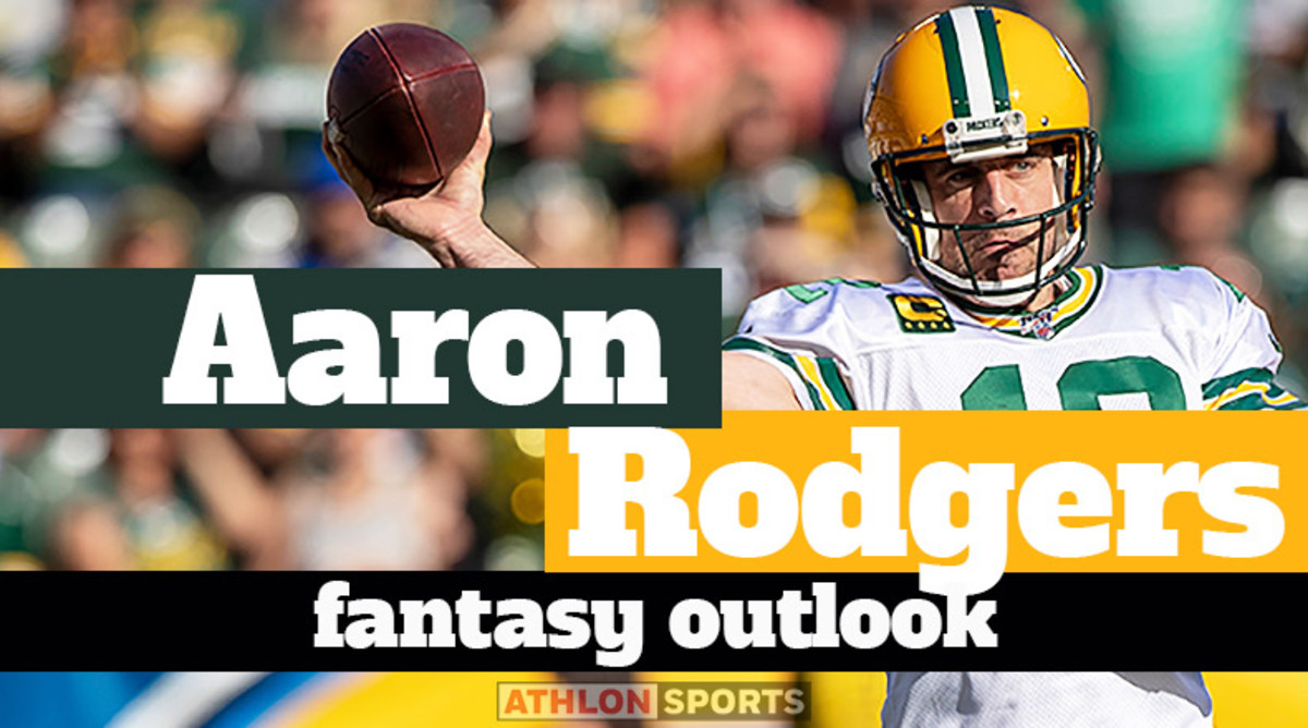 Aaron Rodgers: Fantasy Outlook 2020