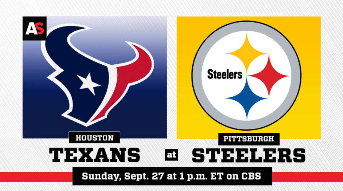 Houston Texans vs. Pittsburgh Steelers Prediction and Preview