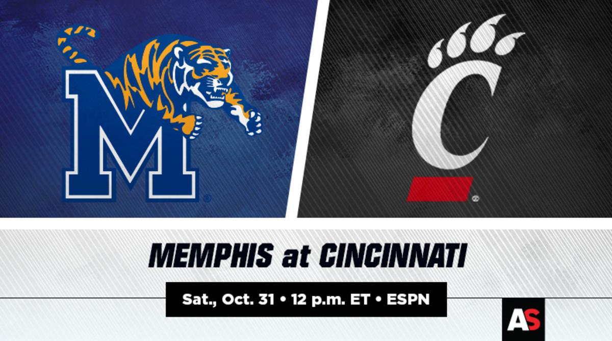 Memphis vs. Cincinnati Football Prediction and Preview