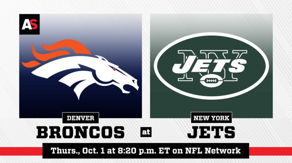 Thursday Night Football: Denver Broncos vs. New York Jets Prediction and Preview