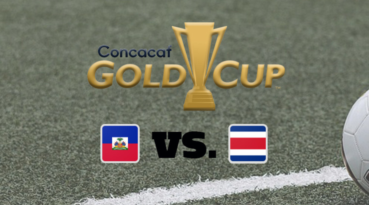 Haiti vs. Costa Rica: Concacaf Gold Cup Prediction and Preview