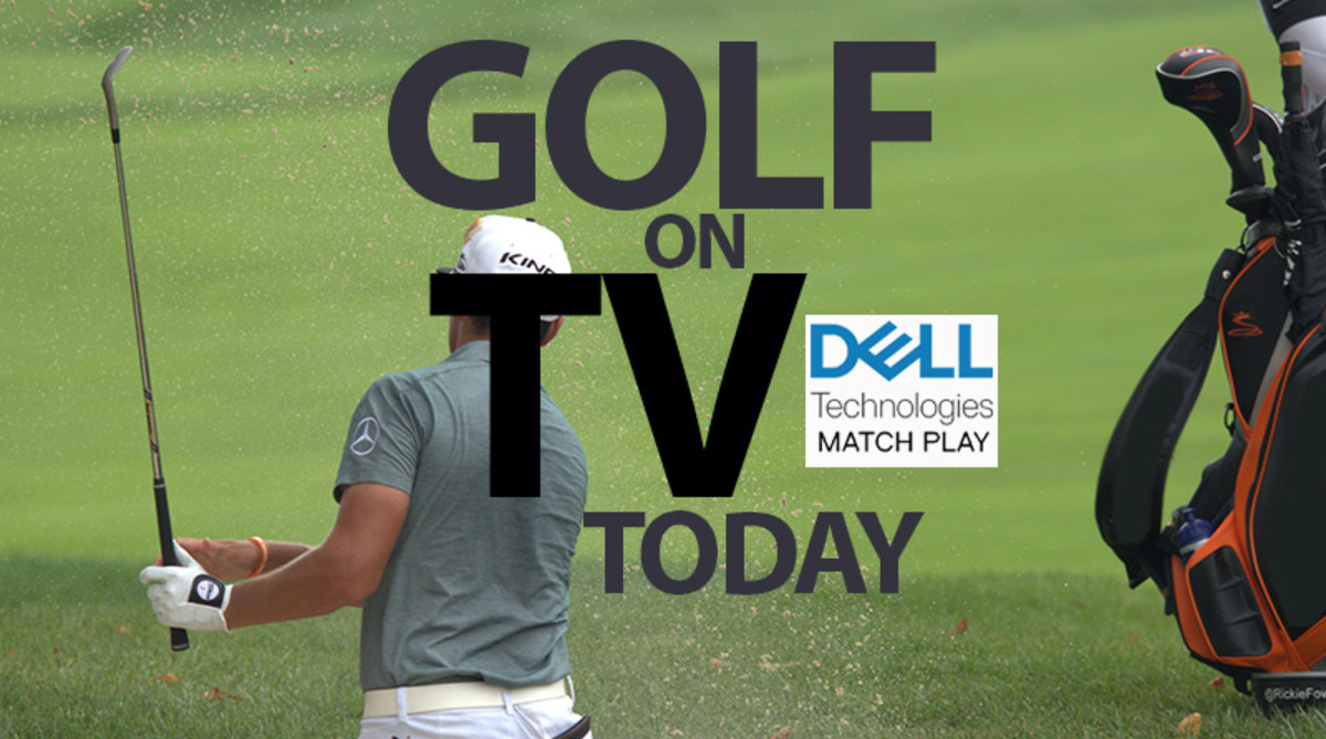 Golf on TV Today (Saturday, March 30): WGC-Dell Technologies Match Play