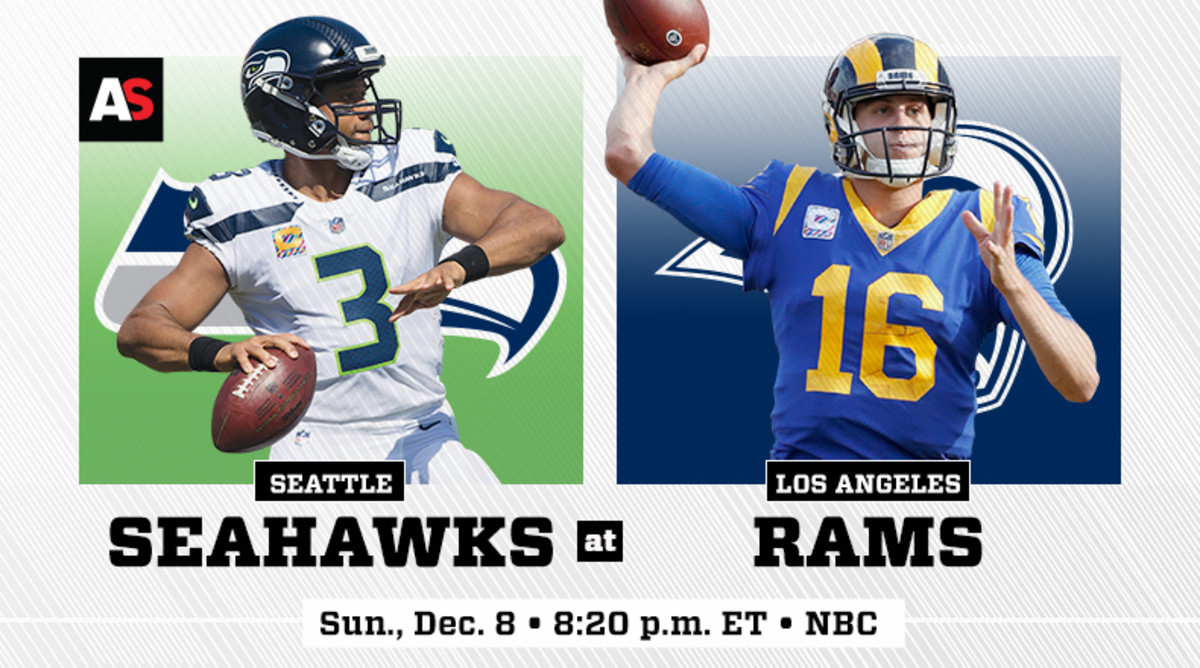 Sunday Night Football: Seattle Seahawks vs. Los Angeles Rams Prediction and Preview